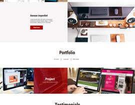 Nro 12 kilpailuun Design a Website Mockup käyttäjältä bull323
