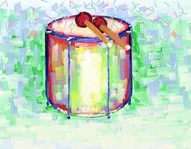 Nro 19 kilpailuun I need some Graphic Design: Stylsed Drum käyttäjältä subhanzeeshan