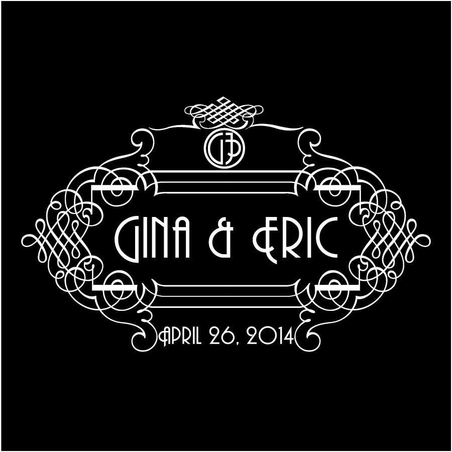 #72 for Design a Logo for a wedding by moro2707