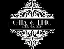 #47 cho Design a Logo for a wedding bởi rimouza