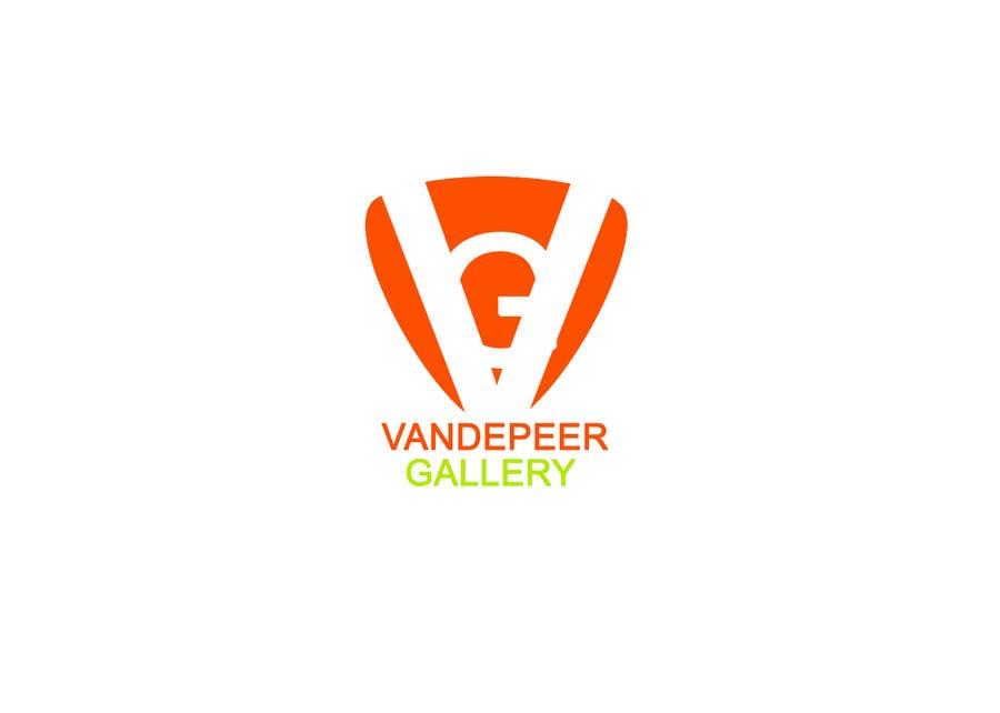 Proposition n°8 du concours Design a Logo for Vandepeer Gallery