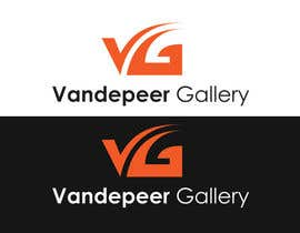 yogeshbadgire tarafından Design a Logo for Vandepeer Gallery için no 17