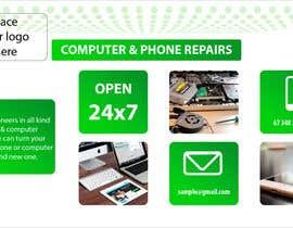 Nro 10 kilpailuun Signage screen Templates käyttäjältä dulphy82