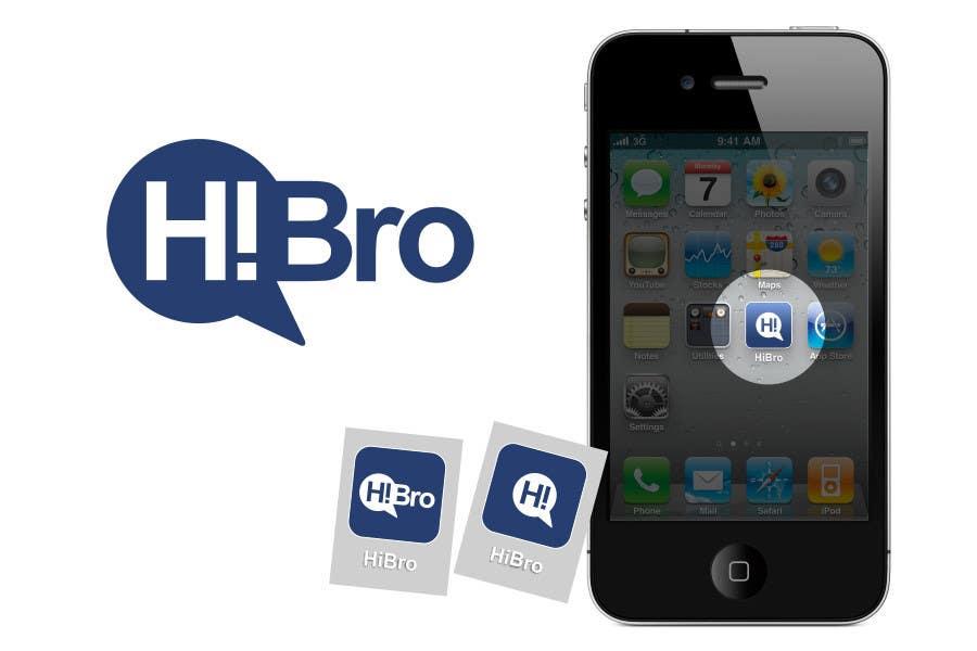 Penyertaan Peraduan #79 untuk Design a logo for iPhone App