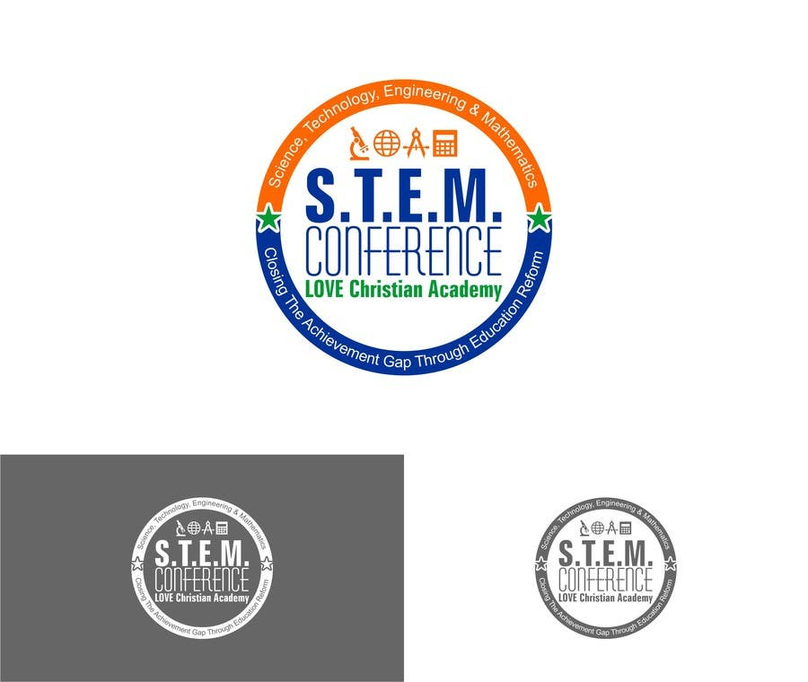 #41 for Design a Logo for Educational Conference by trying2w
