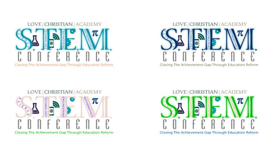 #49 for Design a Logo for Educational Conference by tobyquijano