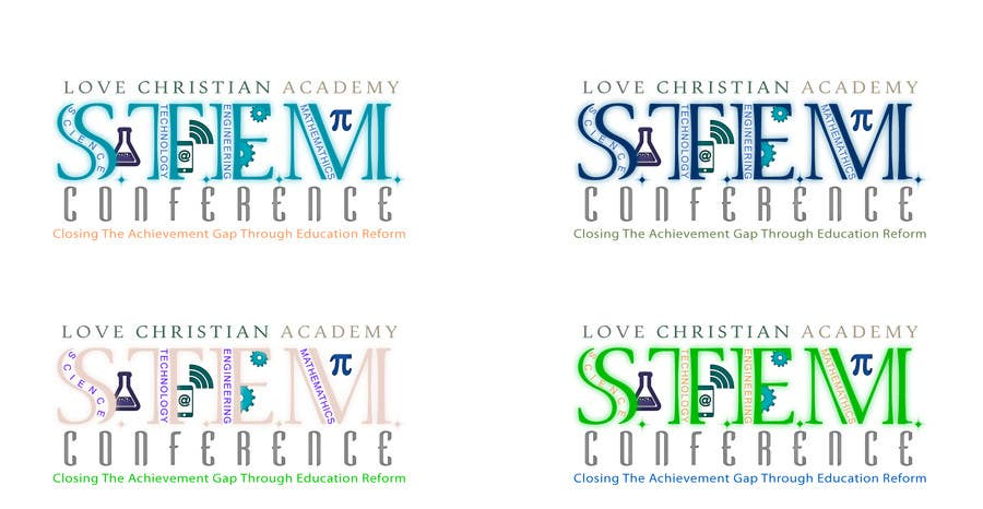 #50 for Design a Logo for Educational Conference by tobyquijano