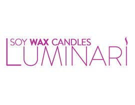 nº 22 pour Design a Logo for Luminari Soy Wax Candles par eavitan