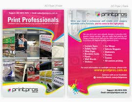 #22 untuk Design a Flyer for marketing oleh pris