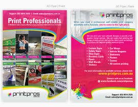 #25 untuk Design a Flyer for marketing oleh pris