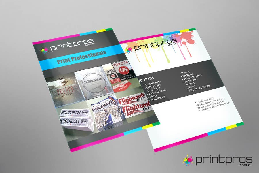 #14 for Design a Flyer for marketing by DanaDouqa