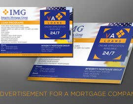 #10 for Design an Advertisement for a mortgage company. af xtreemsteel