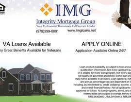 #29 untuk Design an Advertisement for a mortgage company. oleh JWS1