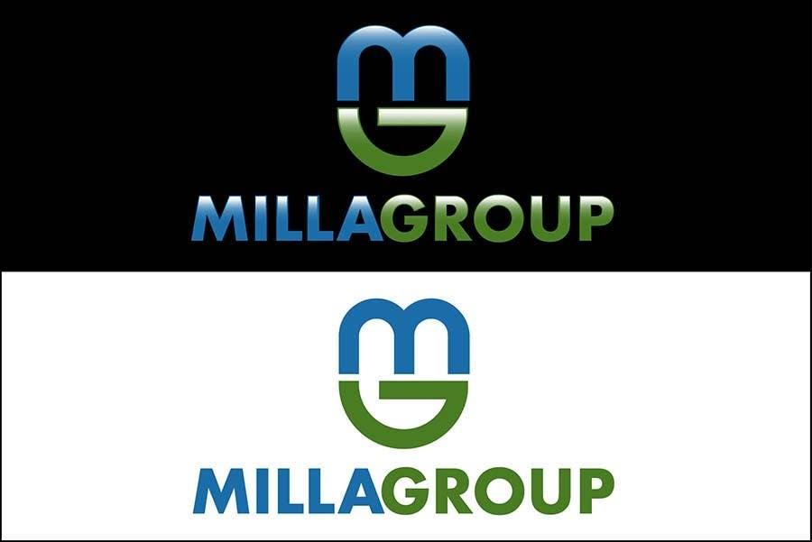 Penyertaan Peraduan #55 untuk Design a Logo for  MILLAGROUP