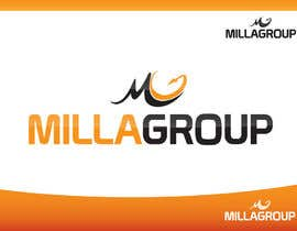 #49 para Design a Logo for  MILLAGROUP por Xatex92