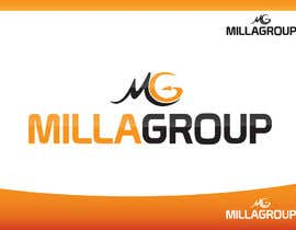 #64 para Design a Logo for  MILLAGROUP por Xatex92