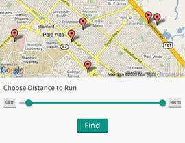 shakilaiub10 tarafından Design an App Mockup, for a running app, HK landmark run için no 1