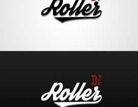 axeltato tarafından Design a D.J Logo for D.J Roller için no 43