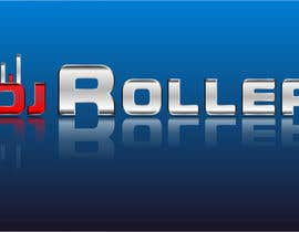 gopiranath tarafından Design a D.J Logo for D.J Roller için no 51