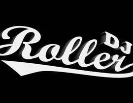 ganchevam tarafından Design a D.J Logo for D.J Roller için no 34