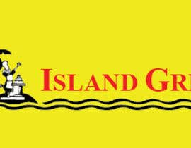 #101 for Design a Logo for ISLAND GRILL af jinupeter