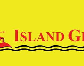 #109 for Design a Logo for ISLAND GRILL af jinupeter