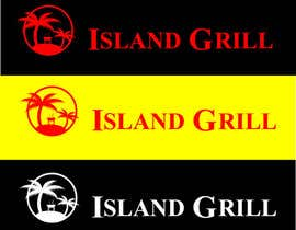#96 for Design a Logo for ISLAND GRILL af jaclado