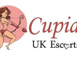 #36 for Design a Logo for CupidUkEscorts.co.uk af jinxie961
