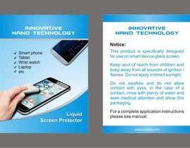 Nro 6 kilpailuun Create Print and Packaging Designs käyttäjältä andraakkir