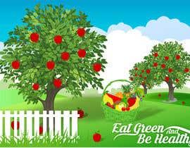 istykristanto tarafından Basket Fruit Logo için no 28