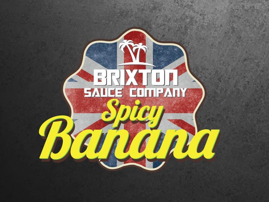 Bài tham dự cuộc thi #113 cho Design a Logo for a new Sauce / Condiment bottle
