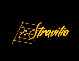 #27 for Design a Logo for a Music Store STRAVILIO by alek2011