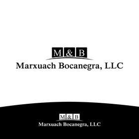 #35 for Design a Logo for Marxuach Bocanegra, LLC af SergiuDorin