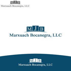 #37 for Design a Logo for Marxuach Bocanegra, LLC af SergiuDorin