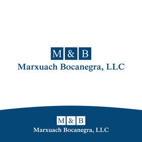 #44 for Design a Logo for Marxuach Bocanegra, LLC af SergiuDorin
