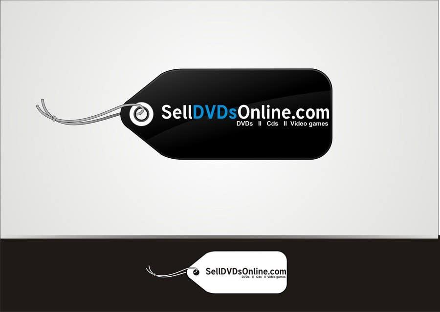 Конкурсная заявка №521 для Logo Design for selldvdsonline.com