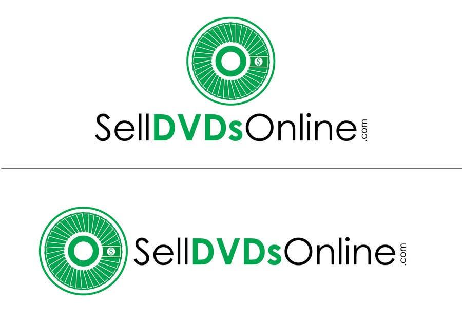 Конкурсная заявка №512 для Logo Design for selldvdsonline.com
