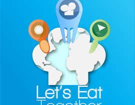 #60 cho Design a Logo for LetsEatTogether.co.uk bởi manpreetsingh009