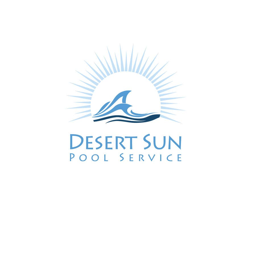 Proposition n°7 du concours Vector Logo for Pool Cleaning Company