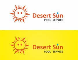 #21 for Vector Logo for Pool Cleaning Company by fluoorum