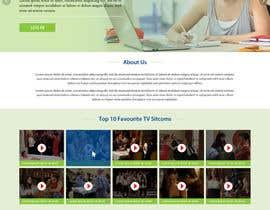 Webicules tarafından Design homepage için no 12