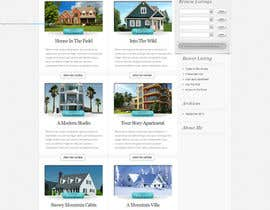 #3 for Customize a Wordpress Theme with Lead Capture and other small items by annievaish616
