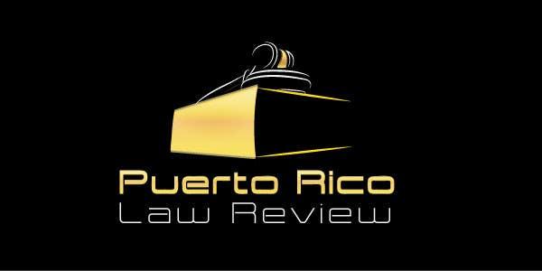 Penyertaan Peraduan #51 untuk Design a Logo for Puerto Rico Law Review, LLC