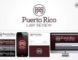 #16 para Design a Logo for Puerto Rico Law Review, LLC por jethtorres