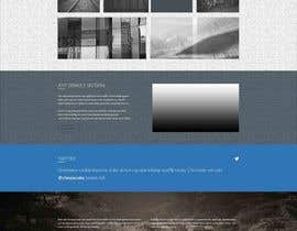 #31 for Design a landing page by ganzam