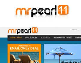 #107 para Logo Design for mrpearl11 por designerartist