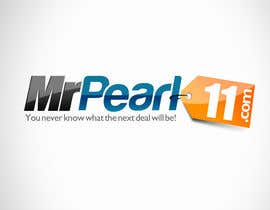 #246 para Logo Design for mrpearl11 por twindesigner