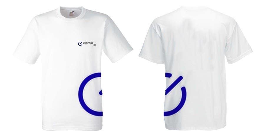 Penyertaan Peraduan #19 untuk Design a T-Shirt for Client Marketing