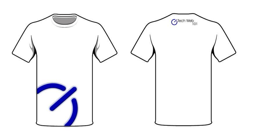Penyertaan Peraduan #3 untuk Design a T-Shirt for Client Marketing