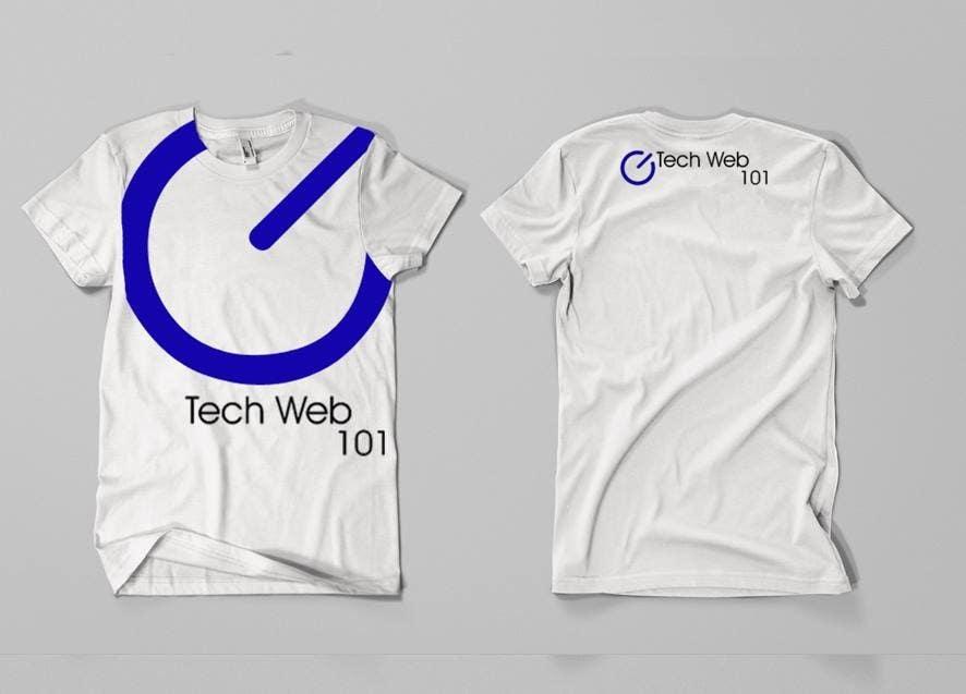 Penyertaan Peraduan #12 untuk Design a T-Shirt for Client Marketing